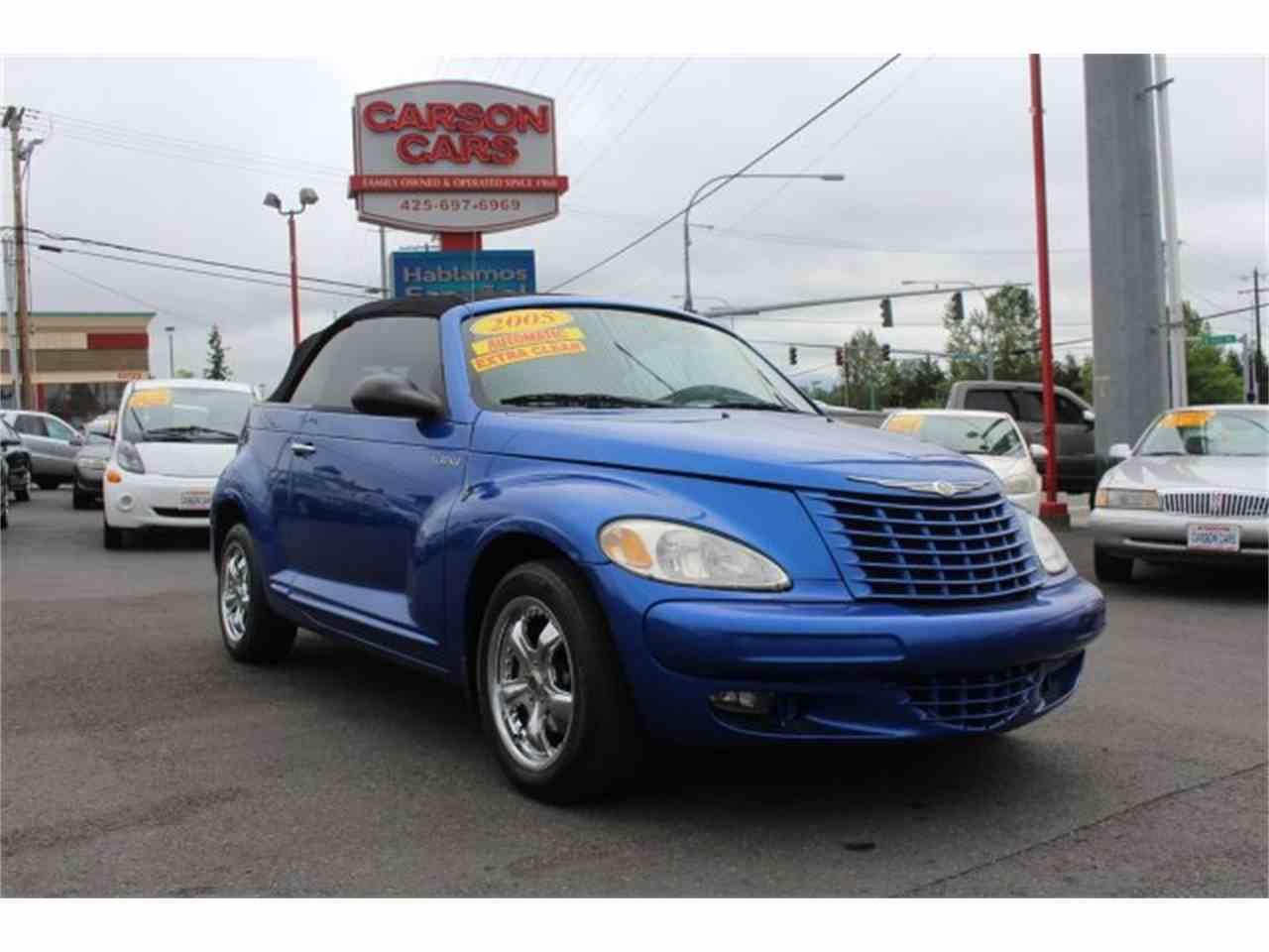 2005 Chrysler PT Cruiser for Sale - CC-986508