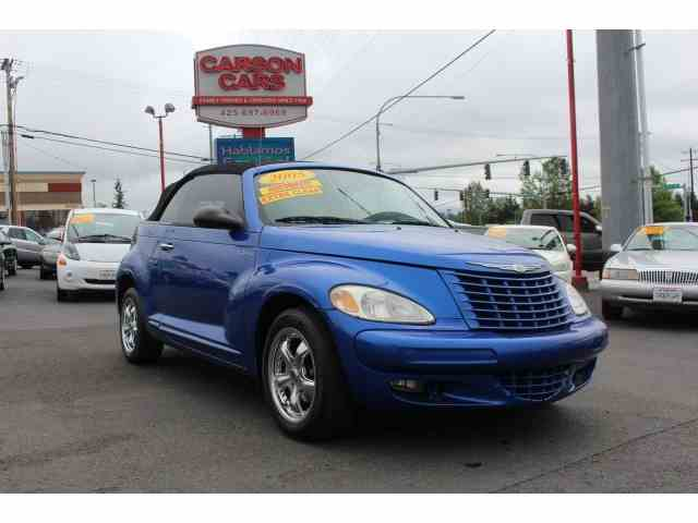 2005 Chrysler PT Cruiser | 986508