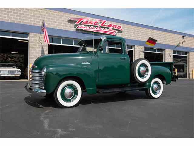 1953 Chevrolet 3100 | 986512