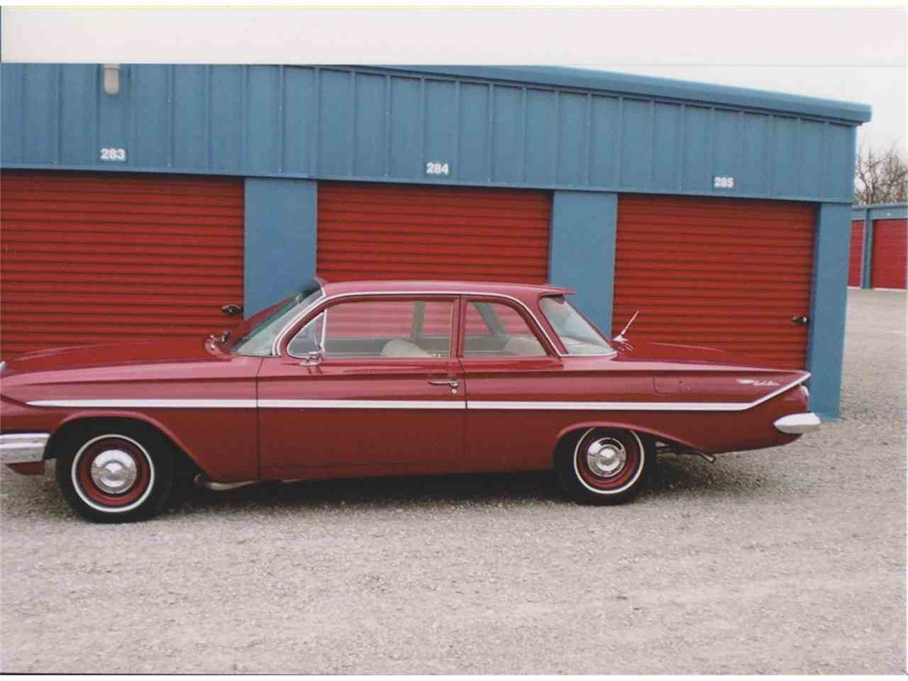 Large Picture of '61 Bel Air - L57B