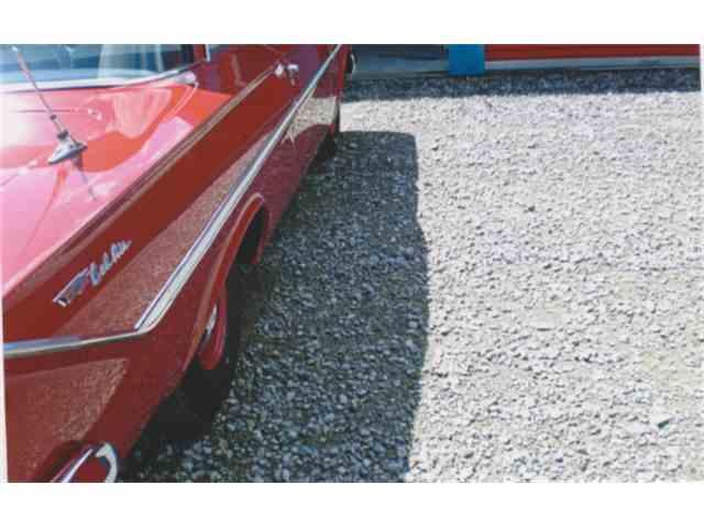 1961 Chevrolet Bel Air   986519
