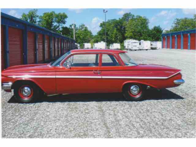 1961 Chevrolet Bel Air | 986519
