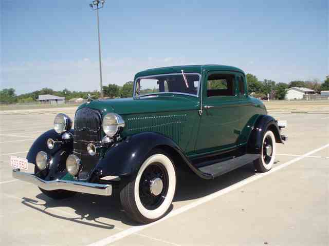 1933 Plymouth Coupe | 986529