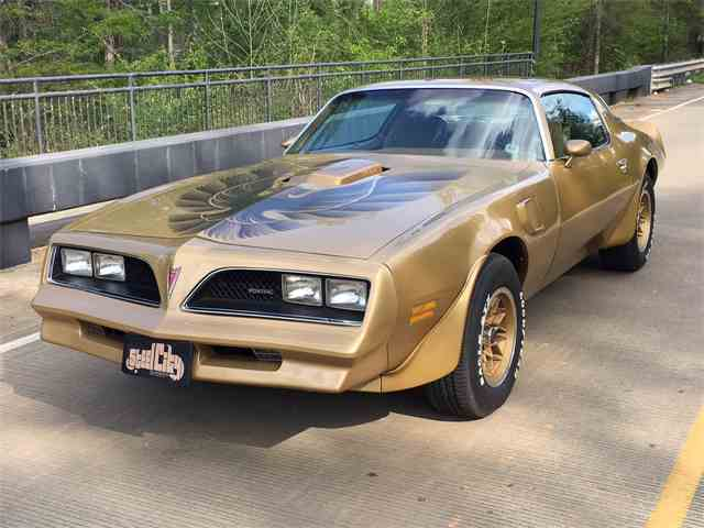 1978 Pontiac Firebird Trans Am | 986535