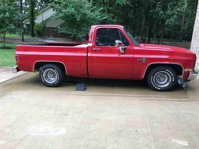1987 Chevrolet Silverado | 986539
