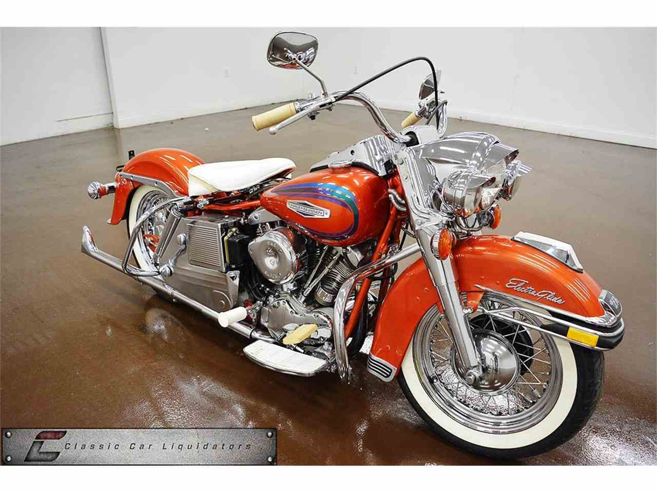 Texas Car Inspection >> 1968 Harley Davidson ELECTRA GLIDE CUSTOM CUSTOM for Sale   ClassicCars.com   CC-980654