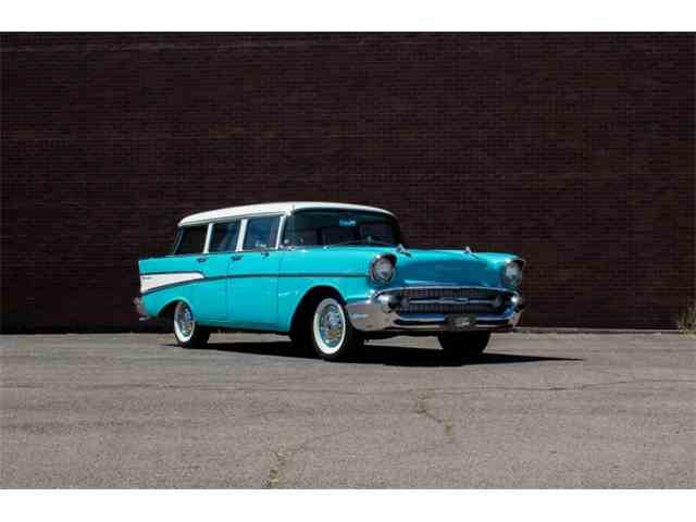1957 Chevrolet Station Wagon | 986554