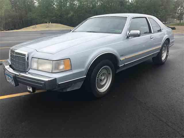1989 Lincoln Mark VII | 986558
