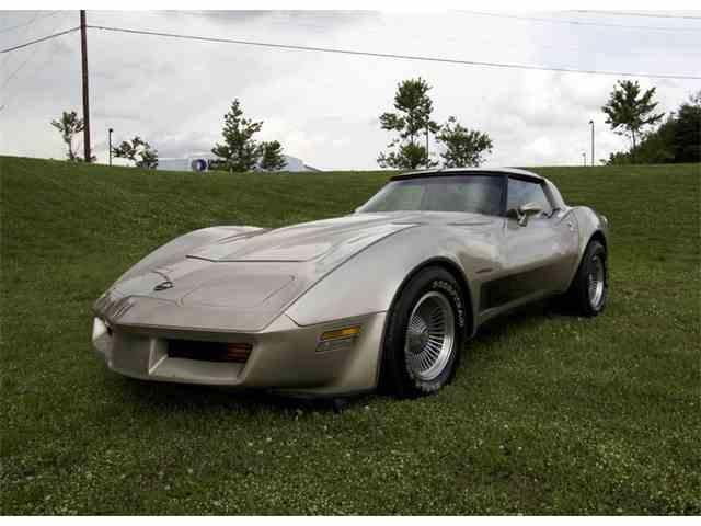 1982 Chevrolet Corvette | 986560