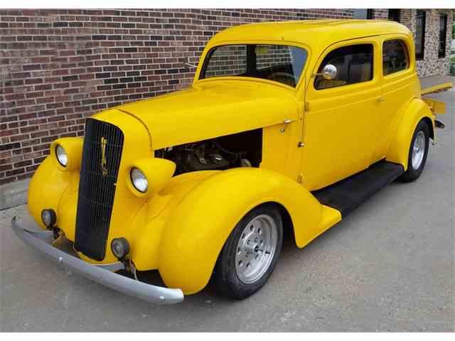 1935 Plymouth Street Rod | 986568