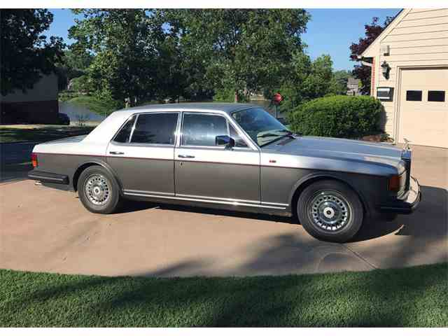 1986 Rolls-Royce Silver Spirit | 986590
