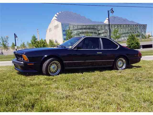 1989 BMW 635csi | 986592