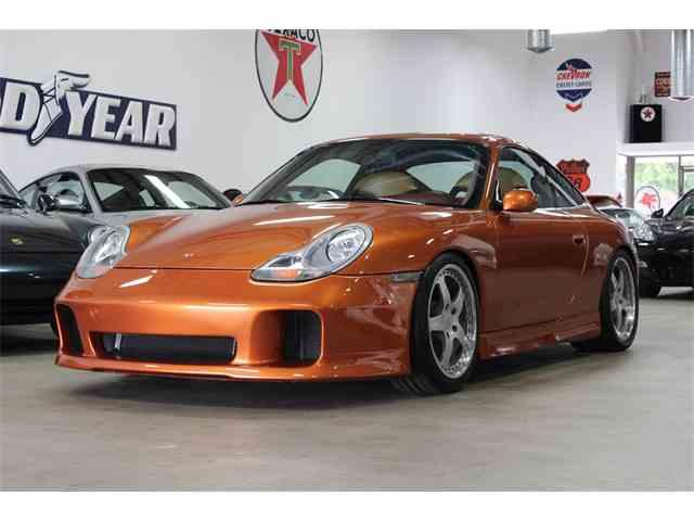 2001 Porsche 911 Ruf RGT | 986593
