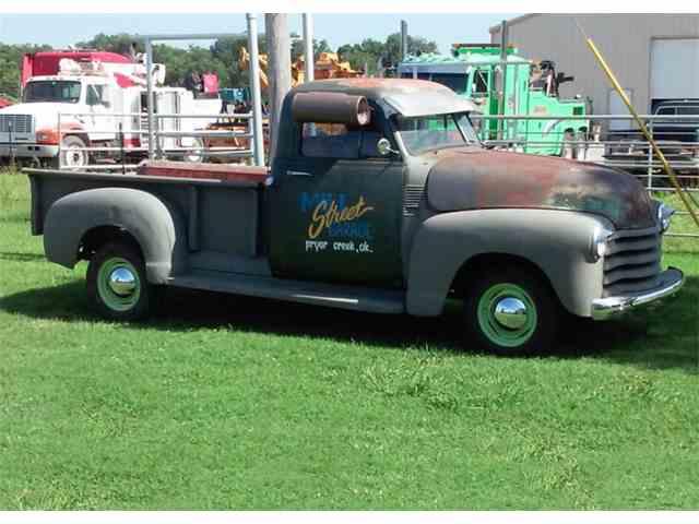 1953 Chevrolet 3/4 Ton Pickup | 986596