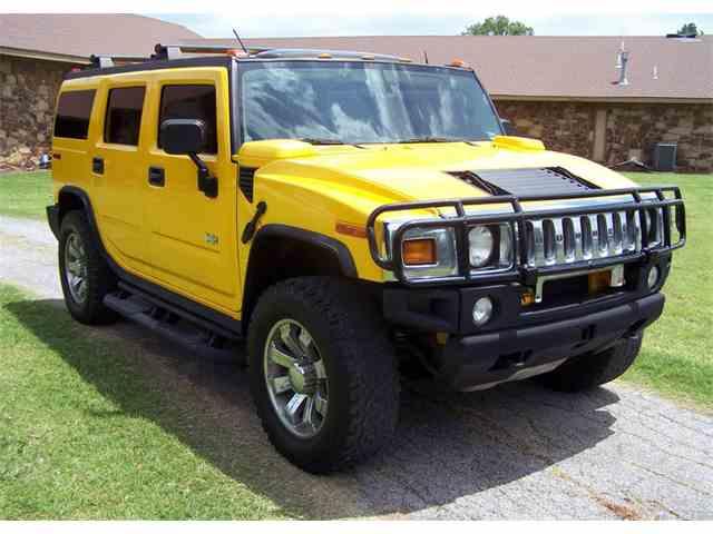 2003 Hummer H2 | 986604