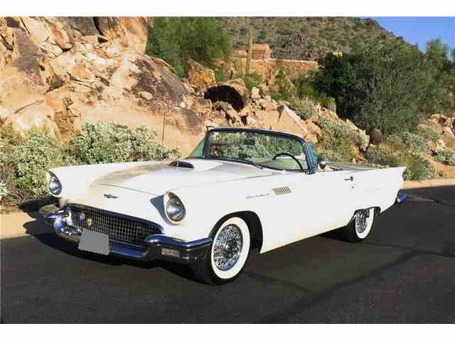 1957 Ford Thunderbird | 986608