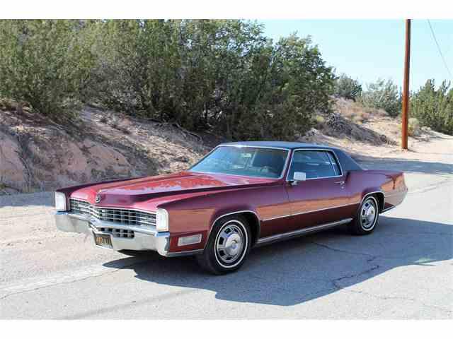 1968 Cadillac Eldorado | 986611