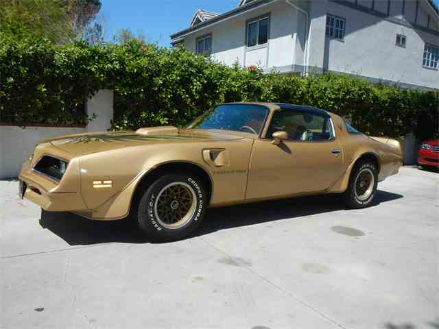 1978 Pontiac Firebird Trans Am | 986613