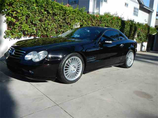 2003 Mercedes-Benz SL500 | 986615