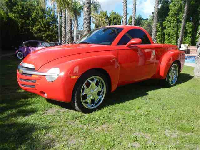 2004 Chevrolet SSR | 986616
