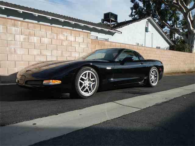 2002 Chevrolet Corvette Z06 | 986617