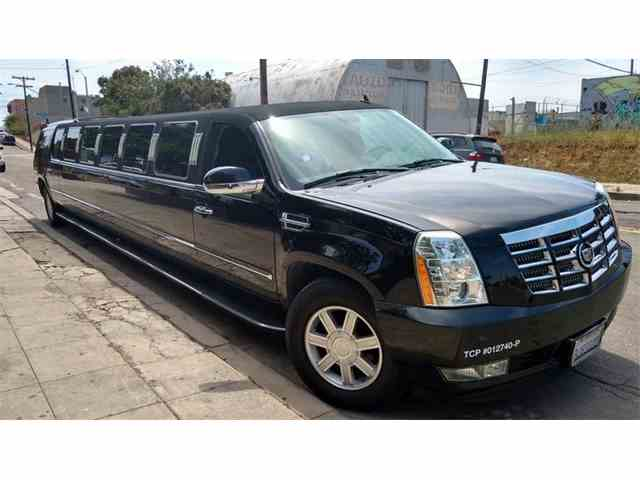2007 Cadillac Escalade Galaxy Coach | 986620
