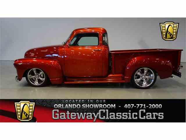 1954 Chevrolet 3100 | 986621
