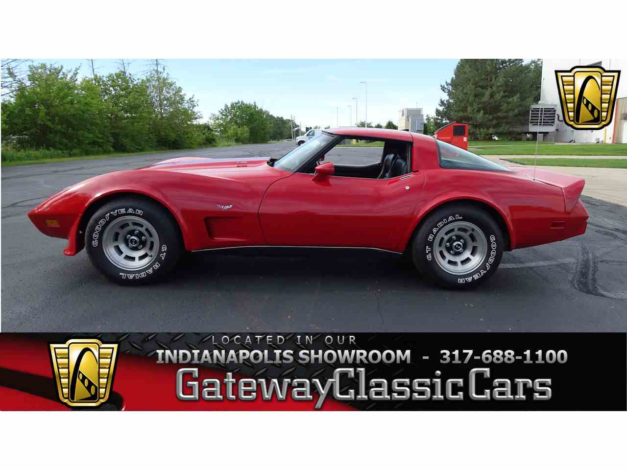 Large Picture of 1979 Corvette Offered by Gateway Classic Cars - Indianapolis - L5AF