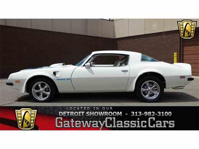 1975 Pontiac Firebird Trans Am | 986632