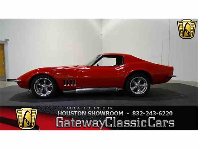 1969 Chevrolet Corvette | 986636