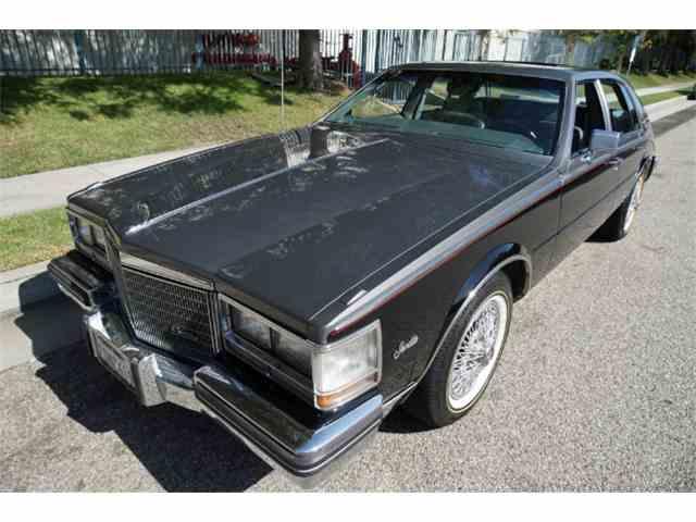 1985 Cadillac Seville | 986639