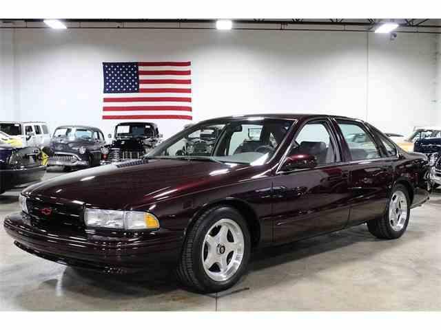 1996 Chevrolet Impala SS | 980664
