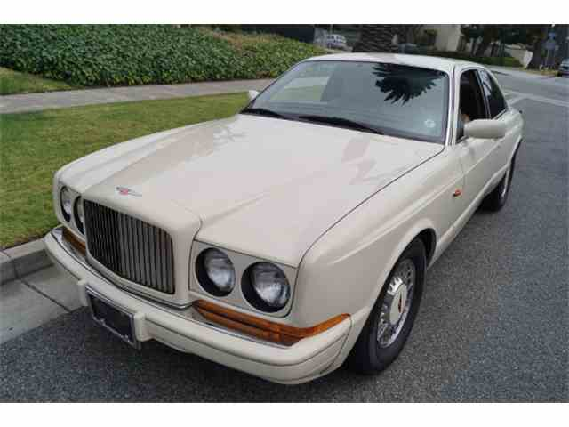 1993 Bentley Continental | 986640
