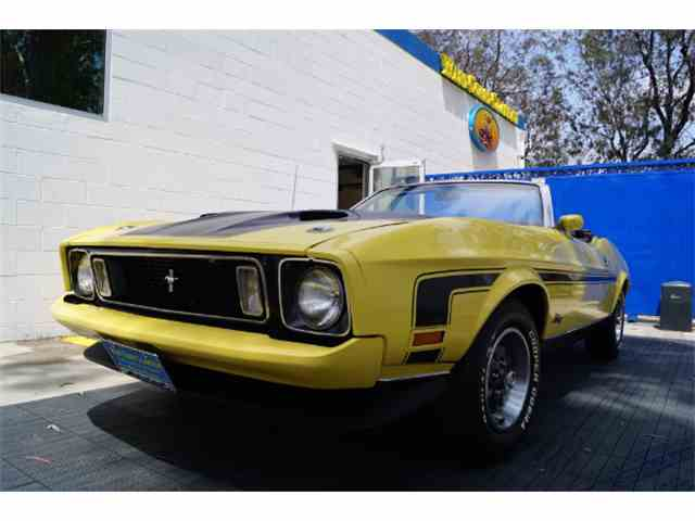 1973 Ford Mustang   986641