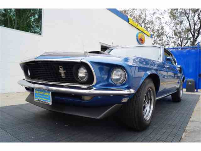 1969 Ford Mustang Mach 1 | 986643