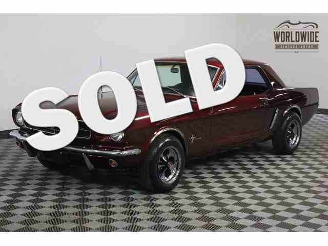 1965 Ford Mustang | 986648