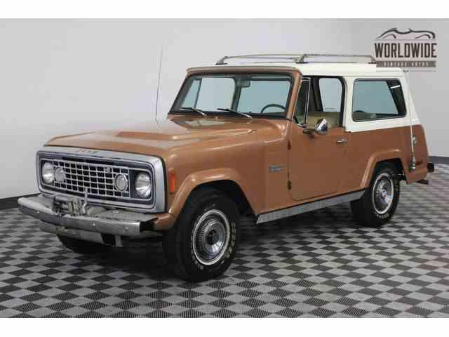 1973 Jeep Commando | 986649