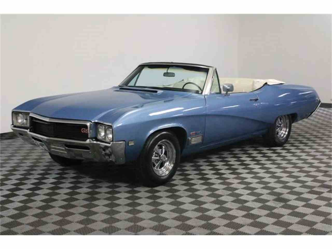 1968 Buick Skylark for Sale - CC-986653