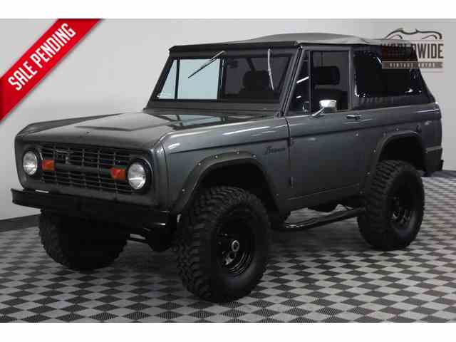 1976 Ford Bronco | 986654