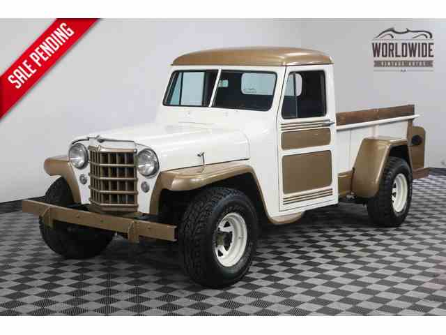 1950 JEEP WILLY'S | 986657