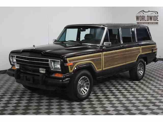 1990 Jeep Wagoneer | 986658