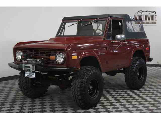 1974 Ford Bronco | 986660