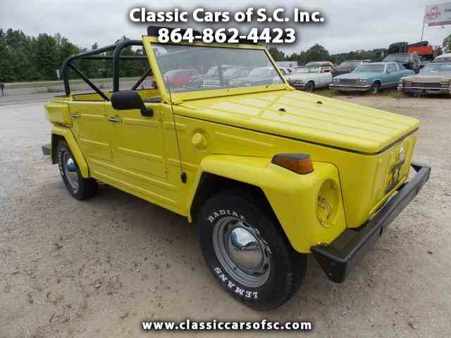 1974 Volkswagen Thing | 986664