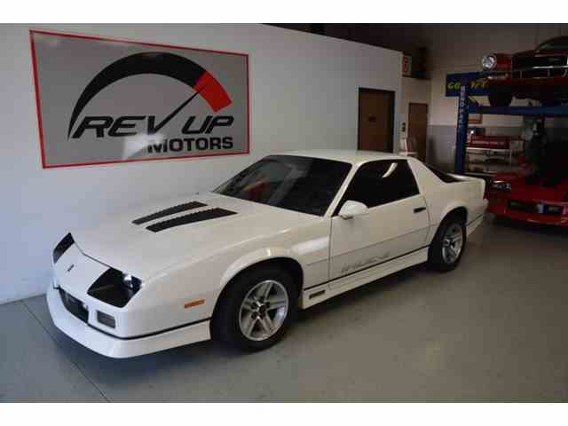 1986 Chevrolet Camaro | 986666