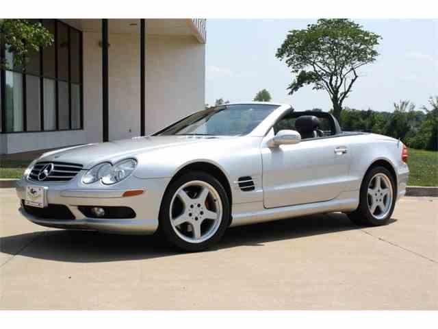 2003 Mercedes-Benz SL-Class | 986669