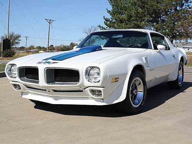 1971 Pontiac Firebird Trans Am | 986671