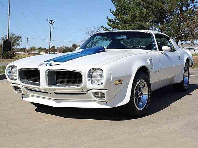 1971 Pontiac Firebird Trans Am | 986671