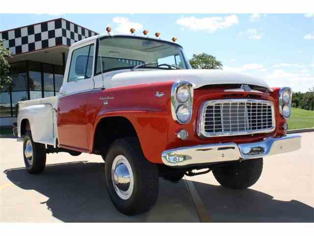 1960 International B-120 3/4 TON STEPSIDE TRUCK A | 986672