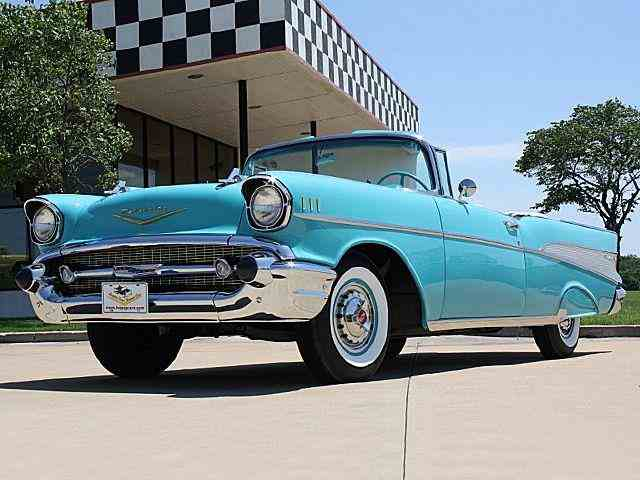 1957 Chevrolet Bel Air | 986673