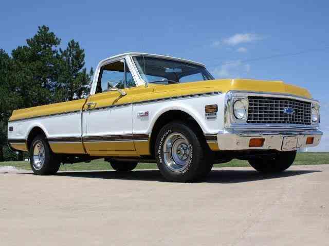1971 Chevrolet C/K 10 | 986675